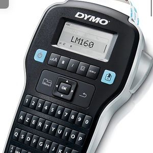Dymo label maker